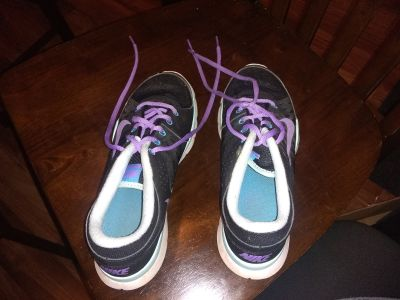 Nike training. Gently used. Still really good condition.