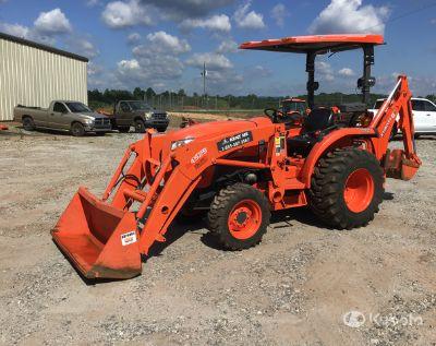 Kubota L3301FD 4WD Tractor