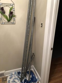 Pipes for closet or project