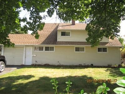 4 Bed 2 Bath Foreclosure Property in Levittown, PA 19057 - Wildflower Rd
