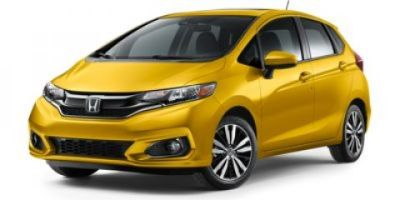 2019 Honda Fit EX (Platinum White Pearl)
