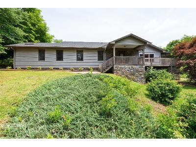 3 Bed 3.5 Bath Foreclosure Property in Franklin, NC 28734 - Jander Mountain Rd