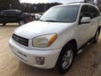 2002 Toyota RAV4 For Sale
