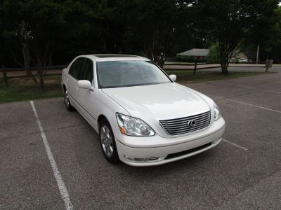 2004 Lexus LS 430 Base (Cream)