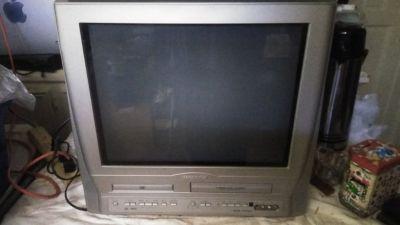 TV DVD player works