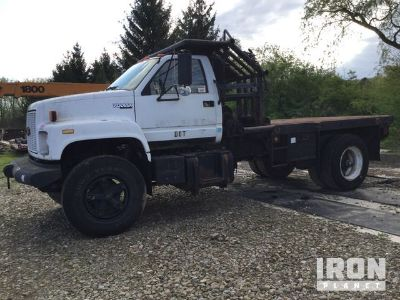 1991 Chevrolet Kodiak S/A Winch Truck