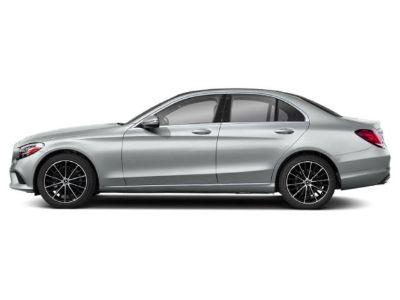 2019 Mercedes-Benz C-Class C 300 (Iridium Silver Metallic)