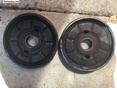 front pulley s