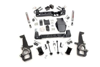 "Sell Rough Country 326S 2006-2008 Ram 1500 4"" Suspension Lift Kit Dodge 06-08 motorcycle in Benton, Kentucky, United States, for US $949.95"