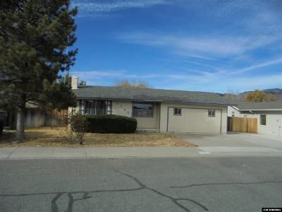 4 Bed 3 Bath Foreclosure Property in Carson City, NV 89705 - Indian Dr