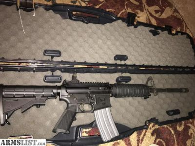 For Sale: AR-15 5.56 w/ extras