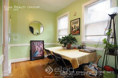 2 bedroom in North Center