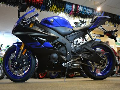 2019 Yamaha YZF-R6 Supersport Clearwater, FL