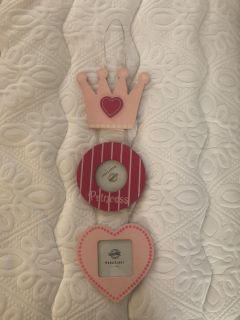 Baby girl cute picture frame!
