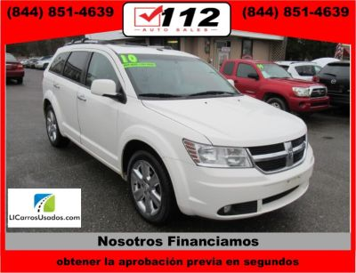 2010 Dodge Journey R/T (White)