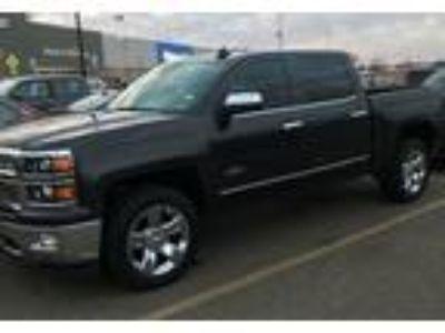2015 Chevrolet Silverado-1500 Truck in Lubbock, TX