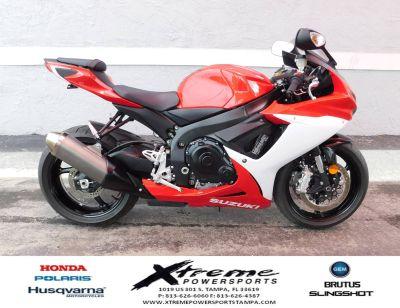 2013 Suzuki GSX-R600 Sport Motorcycles Tampa, FL