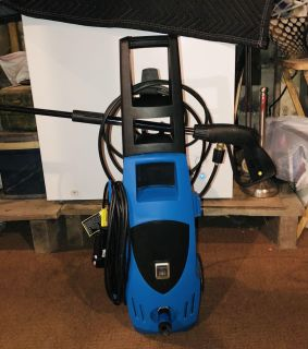Pacific hydrostar electric power washer