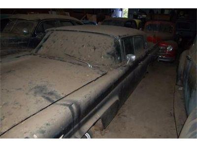 1958 Lincoln Town Car