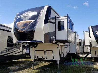 2018 Forest River Rv Sierra 379FLOK