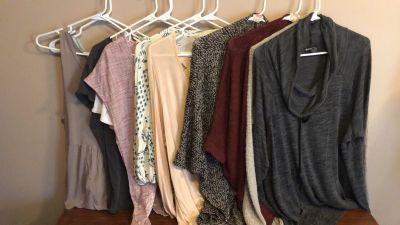 Various woman s clothing L-3x
