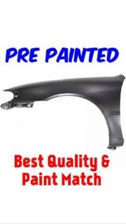 Purchase 1998-2002 Toyota Corolla PRE PAINTED TO MATCH Drivers Left Front Fender motorcycle in Holland, Michigan, United States, for US $190.00