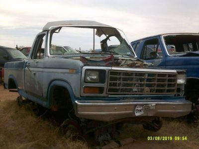 1983 Ford F-150 Headlight Bezel with Turn Signal (PARTING OUT)