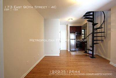 *NO FEE* Brand New 2 Bedroom, Duplex Apt W/ large Patio & nice views!