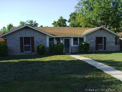 3 beds 2 baths for single family for rent in Garland, TX 75040