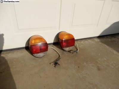 181 tail lights (pair)