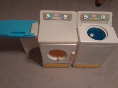 Vintage washer and dryer