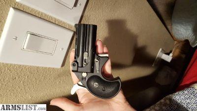 For Sale: 9mm Derringer