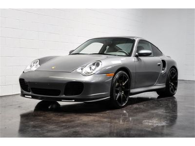 2005 Porsche Turbo