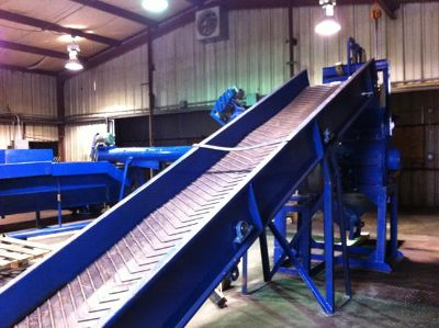 $89,000, Brand new Plastic Recycling Line