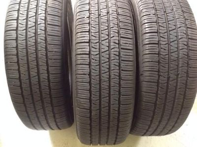 Purchase used tire 225-65-17 102T Goodyear Viva Authority M+S motorcycle in Beltsville, Maryland, US, for US $60.00