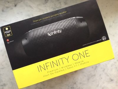"INFINITY ONE Premium Wireless Portable Bluetooth Speaker/""BRAND NEW!!!!"""