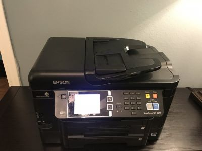 Epson WF-3640 Wireless Printer (In Box)