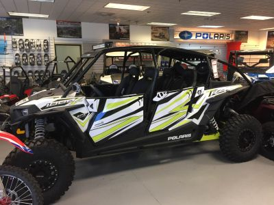 2018 Polaris RZR XP 4 1000 EPS Sport-Utility Utility Vehicles Castaic, CA