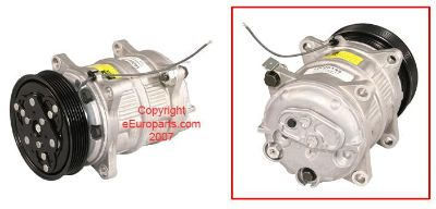 Purchase NEW Zexel A/C Compressor (New) Volvo OE 8603127 motorcycle in Windsor, Connecticut, US, for US $330.85