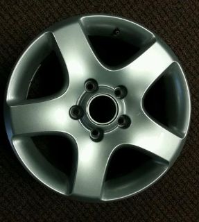 "Find 2004-2010 VOLKSWAGON TOUAREG 17"" FACTORY OEM 5 SPOKE SILVER WHEEL RIM #69798 motorcycle in Pomona, California, US, for US $109.99"