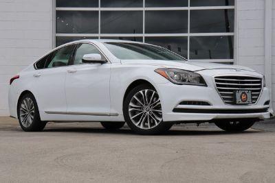 2016 Hyundai Genesis 3.8L (White)
