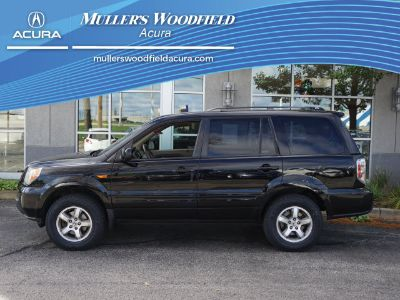 2008 Honda Pilot EX-L (Formal Black)