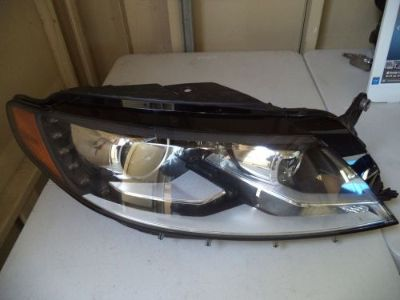 Buy 2013 2014 VOLKSWAGEN PASSAT CC RIGHT HEADLIGHT XENON LED HOUSING motorcycle in Norwalk, California, United States, for US $225.00