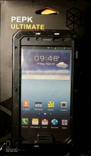 PEPK Ultimate Shockproof/Waterproof Case