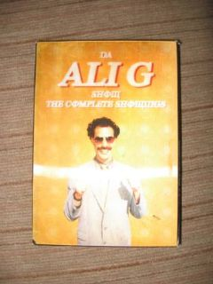 Da Ali G Show - The Complete Series