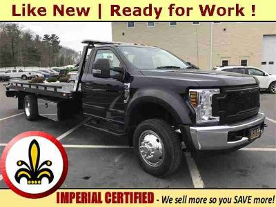 2018 Ford Super Duty F-550 DRW XL Tow Truck/FlatBed w/