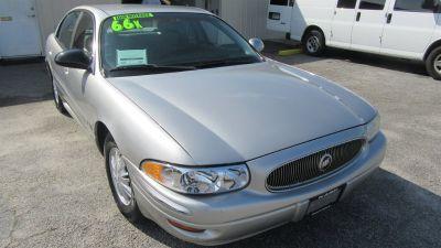 2004 Buick LeSabre Custom (Silver Or Aluminum)