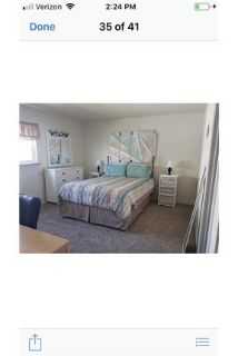 2 Bedrooms / 2 Bathrooms Furnished Appartment