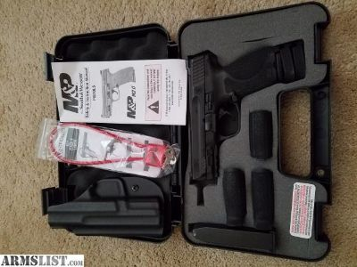 For Sale/Trade: Smith & Wesson M&P 2.0 compact