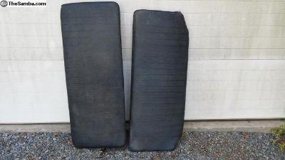 67 Squareback Rear Seat Set